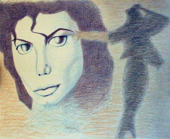 Michael Jackson by grygon